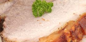 Как правильно жарить свинину?