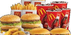 Российский продукт от «Макдоналдс»