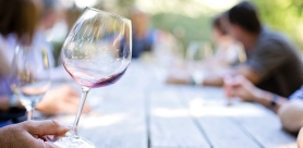Вечер в кафе «Пироги Вино и Гусь»: «Пряные вина Нового Света»